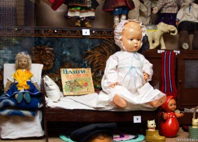 Музей полезной игры и игрушки фонда «Витязь». Тема «Куклы разные нужны, куклы разные важны»