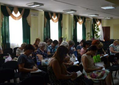 Курсы повышения квалификации для воспитателей дошкольных учреждений прошли в БФ «Витязь»