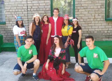 На этой неделе волонтёры БФ «Витязь» посетили МДОУ 12 «Ромашка»