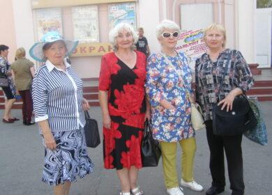 Участники клуба «Доброе сердце» посетили концертную программу ансамбля «Донбасс»
