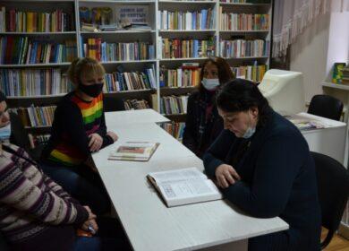 В клубе многодетных мам прошла встреча «Читаем вместе Жития святых»