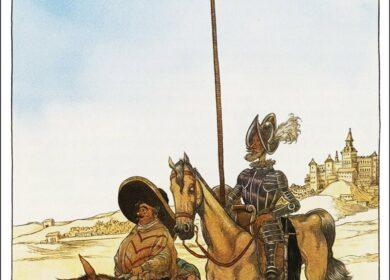 Юбилей любимой книги «Хитроумный индальго Дон Кихот»
