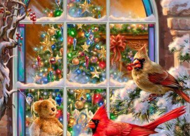 Фестиваль «За окошком Рождество» приглашает участников и зрителей