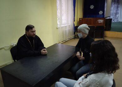 Видео беседа с руководителем клуба многодетных мам протоиереем Игорем Бродяным