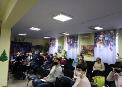 В благотворительном фонде «Витязь» начали работу курсы повышения квалификации