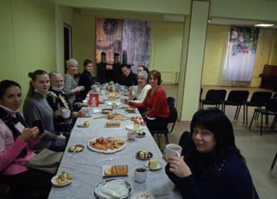 Встреча клуба многодетных мам