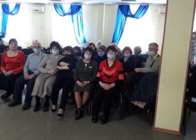 Воскресная встреча клуба «Доброе сердце»