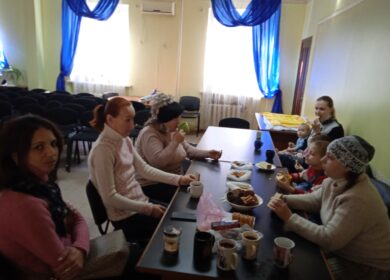 В БФ «Витязь» прошла встреча клуба многодетных мам
